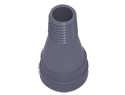 "Cone adaptor for the DEC-SPRAY nozzle 1-1/2"" WPT thread for wood or PVC lateral lines"
